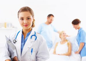 Học khối B để trở thành bác sĩ