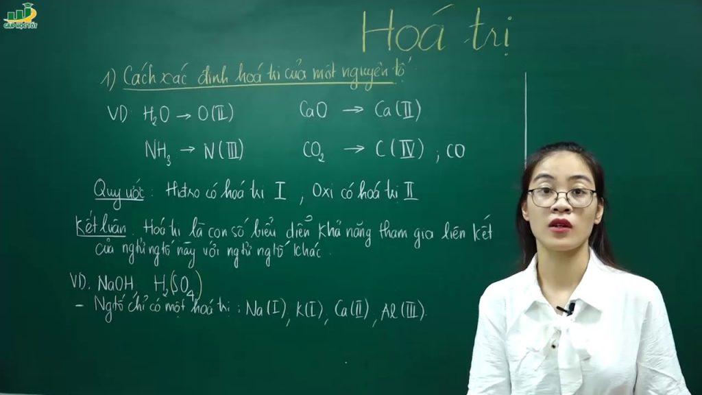 cách học thuộc bảng tuần hoàn
