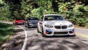 Thương hiệu xe nổi tiếng, sang chảnh như: BMW, Audi, Mercedes