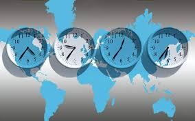 Múi giờ ở các nước Châu Âu và Đức