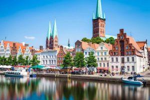 Các địa danh nổi tiếng và cổ kính ở Đức