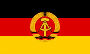 Cờ Đông Đức
